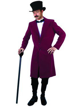 Gentleman Jim Adult Costume