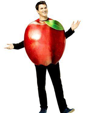Get Real - Apple Men's Costume