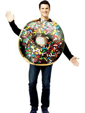 Get Real - Doughnut Adult Costume
