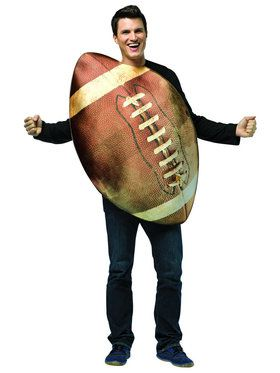 Get Real Football Costume for Adults