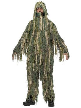 Ghillie Suit Costume For Children
