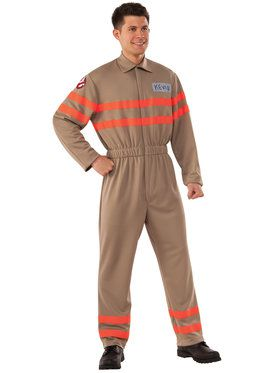 Ghost Buster's Movie Deluxe Kevin Men's Costume