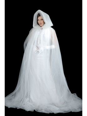 Ghost Cape Adult Costume