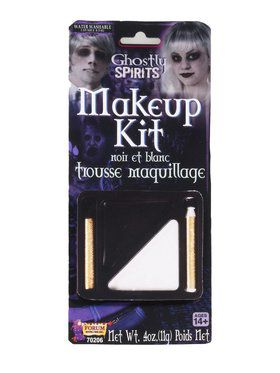 Ghostly Spirits Makeup Kit