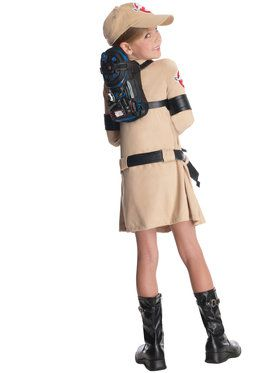 Ghostbuster Girls Costume