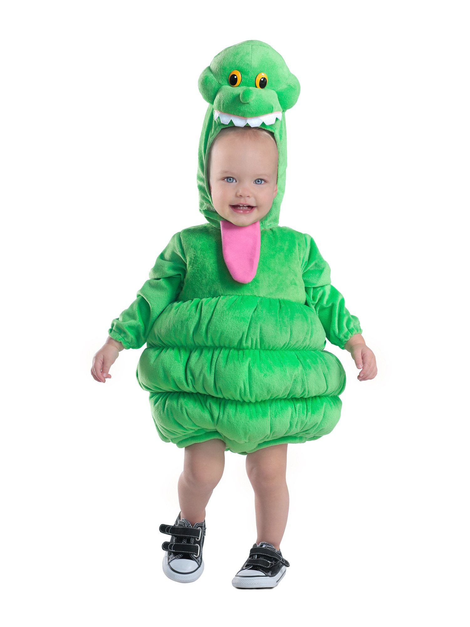 ghostbusters deluxe slimer costume toddler