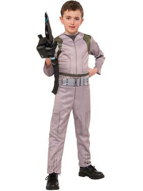 Ghostbusters Child Costume for Halloween