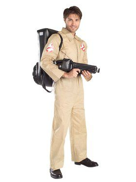 Ghostbusters Mens Costume