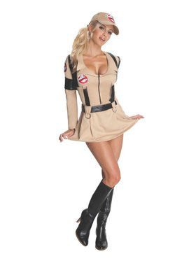 Ghostbuster Secret Wishes Costume
