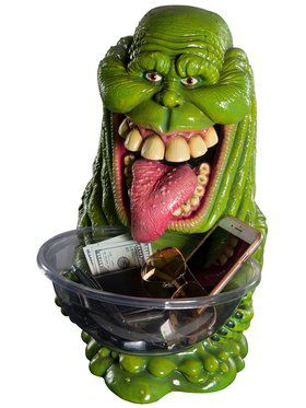 Ghostbusters Slimer Glow in the Dark Candy Bowl Decoration