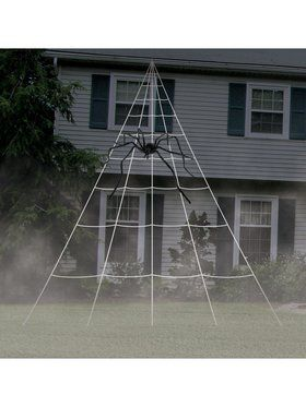 Giant Spider Web Prop