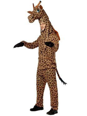 Giraffe Adult Costume
