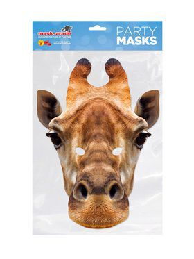 Face Mask - Giraffe