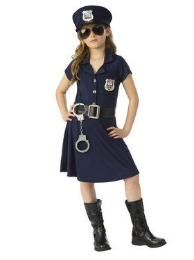 Law Enforcement Collection: Police Officer Costume