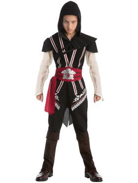 Creed Ezio Classic Teen Costume Teen