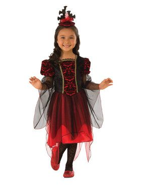 Kids Bat Princess Costume