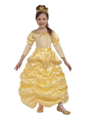 Beautiful Princess Costume For Children