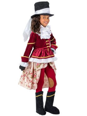 Colonial Equestrienne Costume