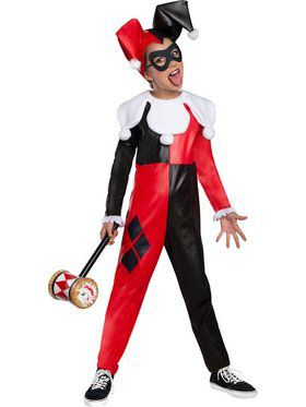 DC Superhero Girls Harley Quinn Costume for Kids