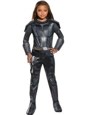 Laureline Costume Deluxe For Children