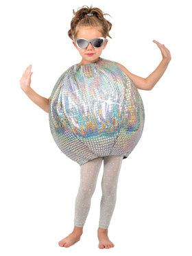Disco Ball Girls Costume