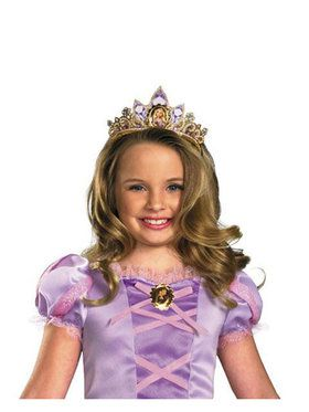 Girls Disney's Tangled Rapunzel Tiara