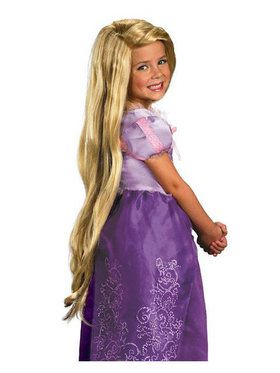 Girls Disney's Tangled Rapunzel Wig