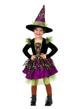 Dotty the Witch Jumpsuit Costume