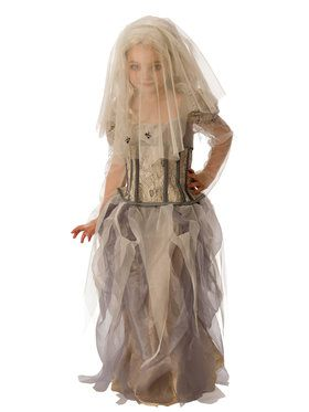 Ghost Bride Girls Costume
