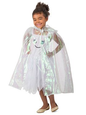 Ghostly Princess Girls Costume
