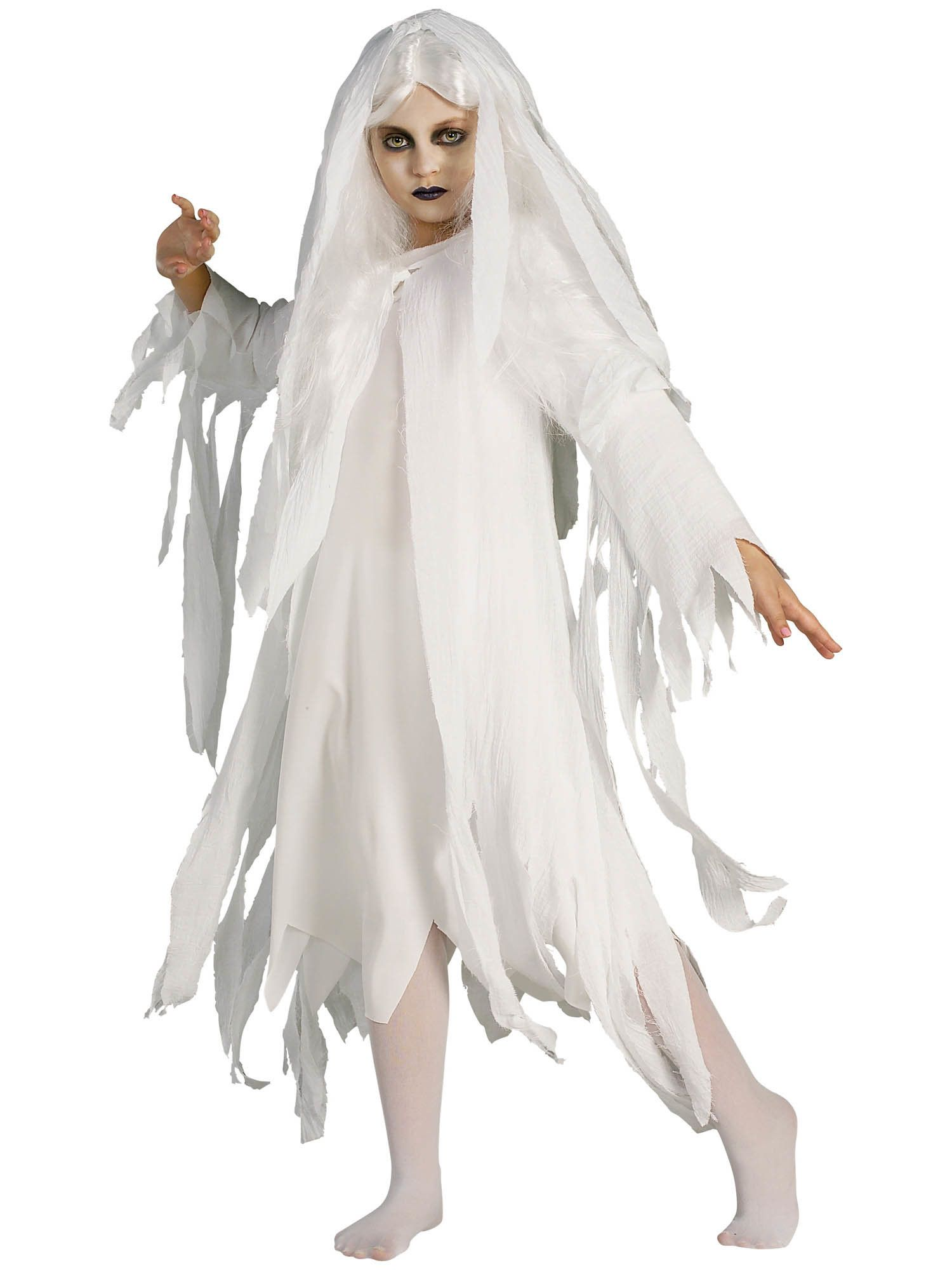 haunted ghost costume for girls - girls costumes for 2018