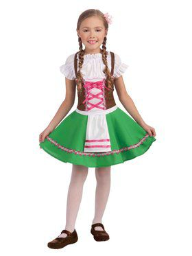 Girl's Gretel Child Costume
