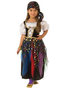 Gypsy Girls Costume