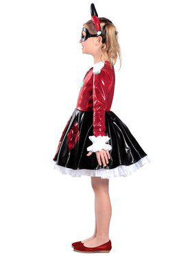 Harley Quinn Premium Girl's Dress