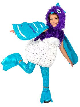 Hatchimals Draggle Dragon Girls Costume