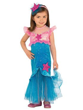 Mermaid Costume for Girls