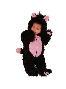 Girls Natalie the Kitty Child Costume
