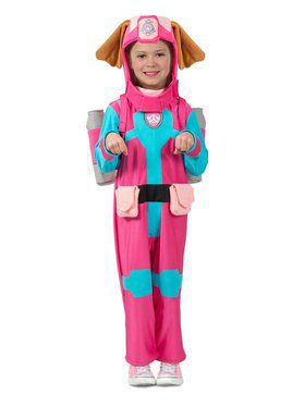 Paw Patrol Skye Girl's Sea Costume