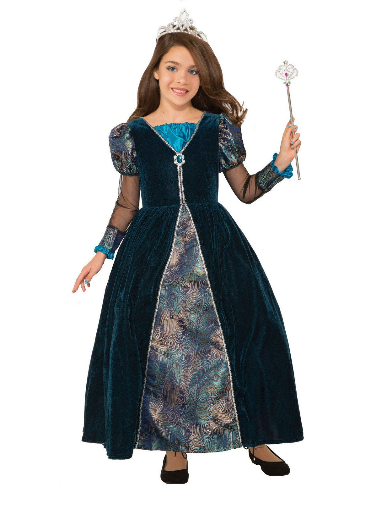 8d0992b27 Peacock Princess Girls Costume - Girls Costumes for 2018 | Wholesale ...