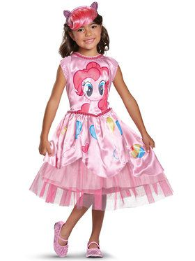 My Little Pony Movie Pinkie Pie Costume