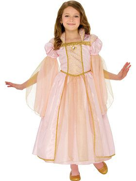 Pretty Princess Costume for Girls
