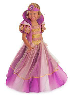 Princess Amanda Girl's Costume