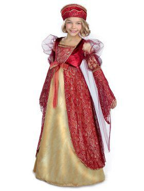 Princess Anne Girl's Costume