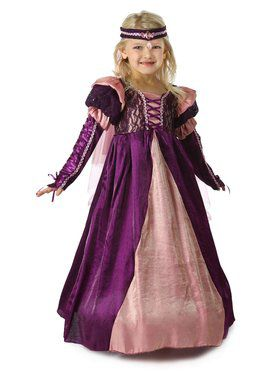Princess Daniella Girl's Costume