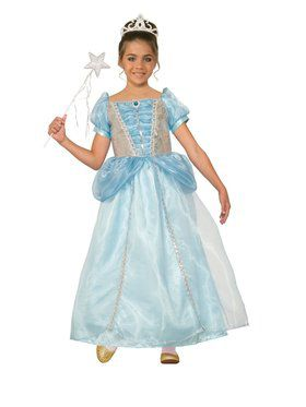 Princess Holly Frost Girl's Costume