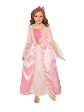 Princess Lacey Girls Costume