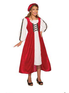 Renaissance Faire Girl Girls Costume