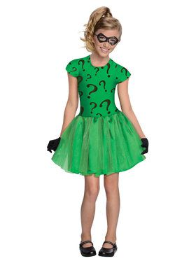 Toddlers Riddler Tutu Costume