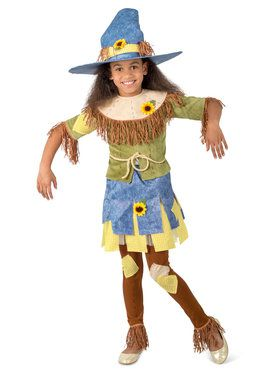 Selena The Scarecrow Costume
