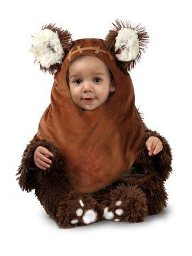 Star Wars Ewok Wicket Baby Costume